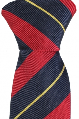 Striped Striped Red/Navy/Yellow