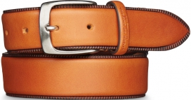 Belt | Blommer Brown | Tiger of Sweden