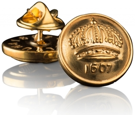 The Crown Cuff Links