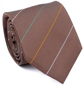 Slips Bergamo Stipes Brown Classic