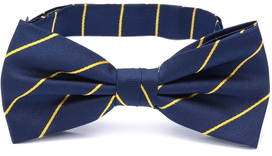 Fluga Bergamo Stipes Navy