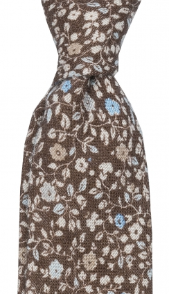 Slips 8 cm | Blended Floral | Brown