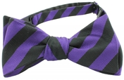 Oknuten Fluga College Purple Black